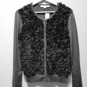 Loft women's sweater cardigan,  NWT